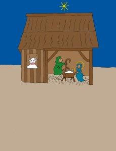 Birth of a Savior