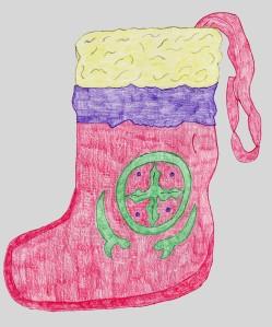 A Kid's Stocking
